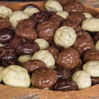 kruidnoot chocolade coating drageren