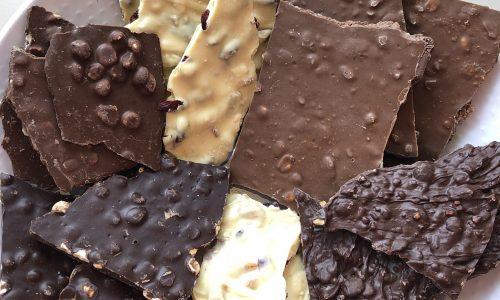 Chocola Breukplaat