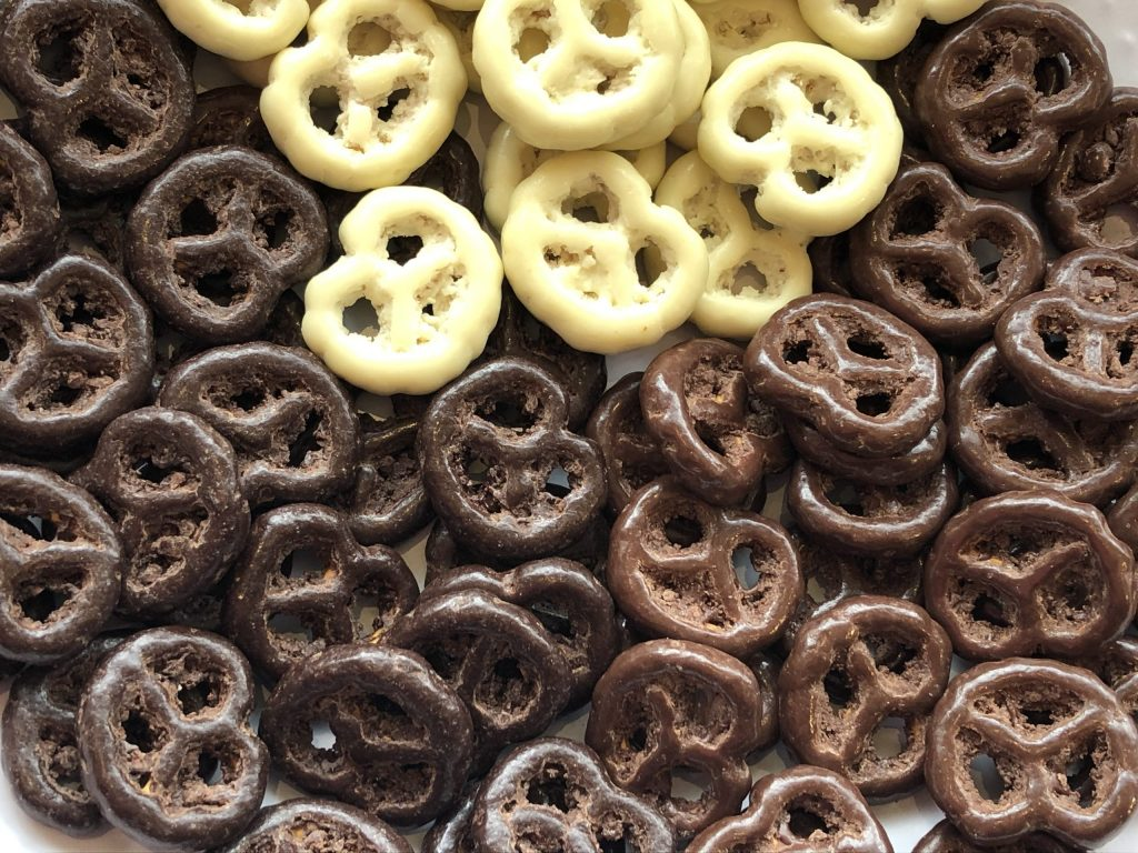 Chocola Pretzels